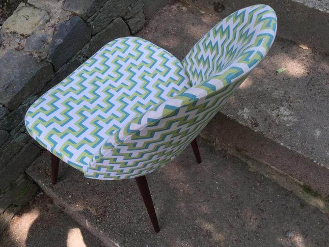 Wondrous Adrian Pearsall Walnut Accent Chair Mid Century Vintage Machost Co Dining Chair Design Ideas Machostcouk