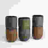 Dark Clay Pattern Ware Small Tumbler
