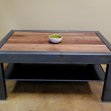 Kraftig Coffee Table by deliafurniture