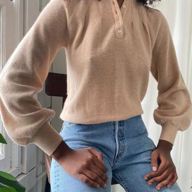 70s Lambswool Angora Sweater
