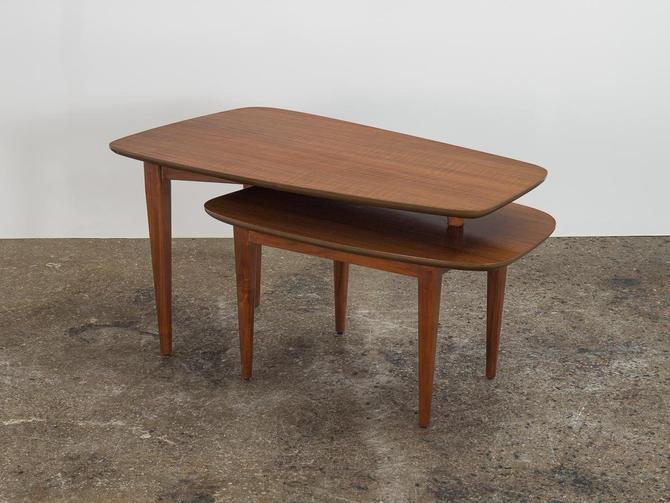 Bertha Schaefer Folding Coffee Table by openairmodern