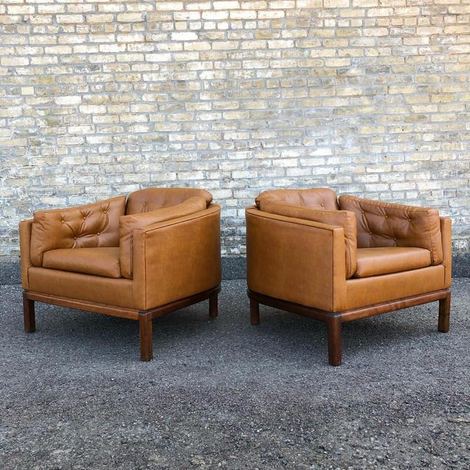 Jules Heumann Chairs For Metropolitan Furniture