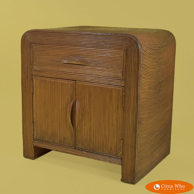 Pencil Reed Nightstand
