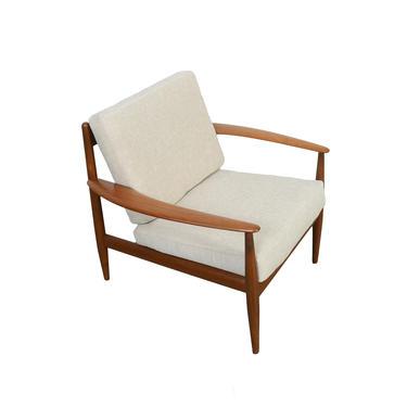 Teak Lounge Chair by Grete Jalk France & Son Model 118 Danish Modern by HearthsideHome