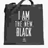 New Black Tote
