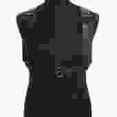 Zana Bayne x Comme Black Leather Harness