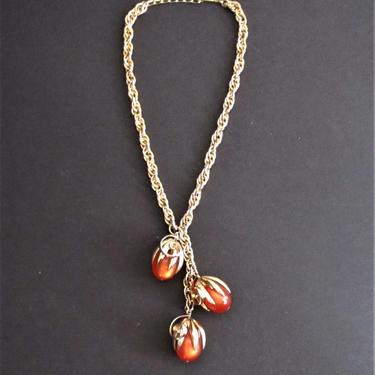 MCM Napier Doris Day Necklace by ArtloversFinds