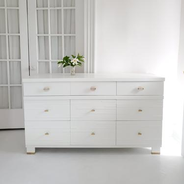 Beautiful modern credenza,  dresser