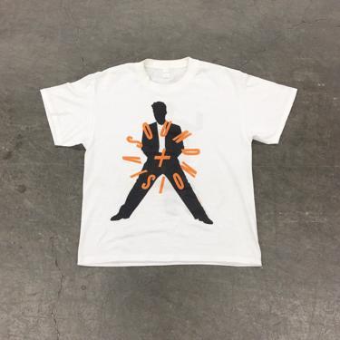 Vintage David Bowie Tee Retro 1990s Sound and Vision + Tour Shirt + Concert + Rock + Band T-shirt + Size Large + Unisex Apparel by RetrospectVintage215