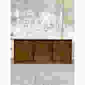 Solid oak basset boho 9 Drawer Dresser