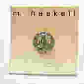 Miriam Haskell Rhinestone Peace Sign Lapel Pin on Original Card by LegendaryBeast