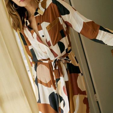 Whimsy & Row - Zoe Dress - Abstract