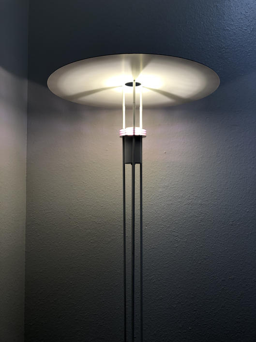 Post Modern Halogen Floor Lamp By Benny Frandsen for Frandsen Lighting by Moderndesign20