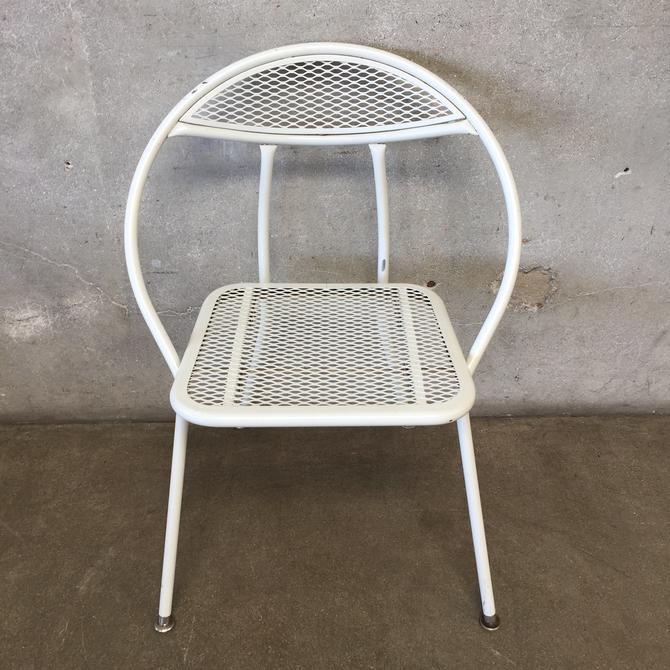 Mid Century Salterini Folding Chair