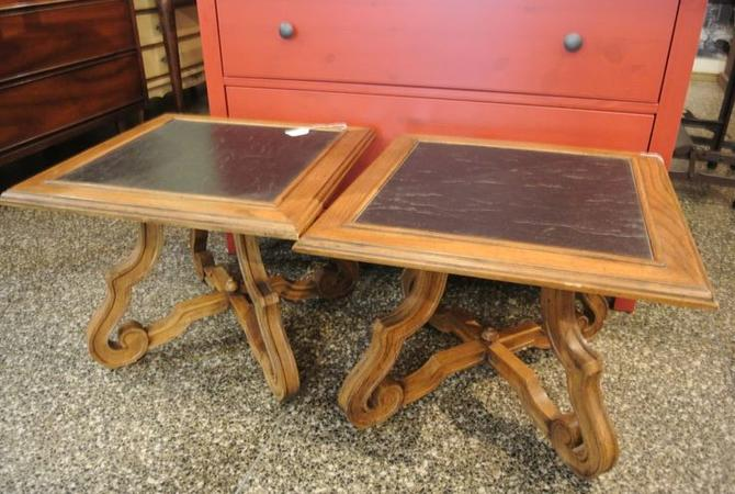 60s/70s tables. $55/each