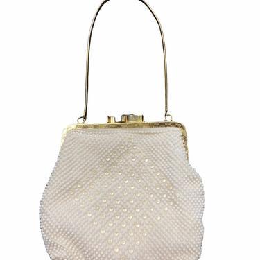 Vintage Petite Beaded Bag by InstantVintage78