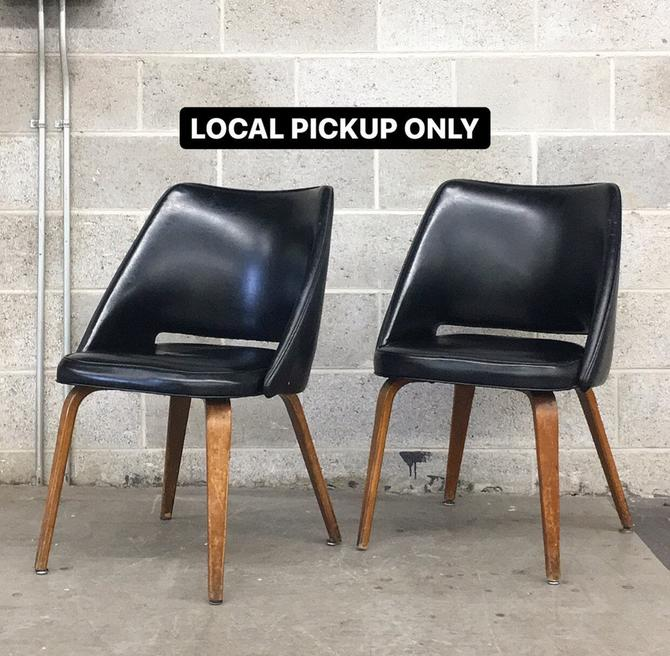LOCAL PICKUP ONLY ———— Vintage Brody Chairs by RetrospectVintage215