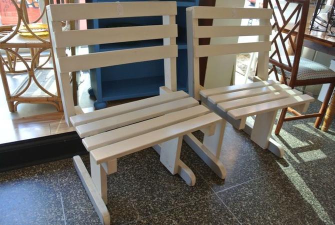 Wood chairs. $70/each