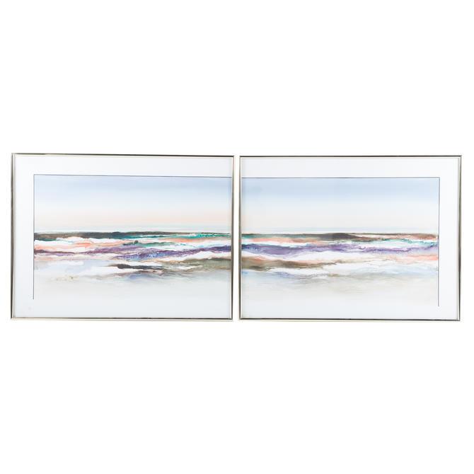 """Artist Unknown. """"Waves"""""""