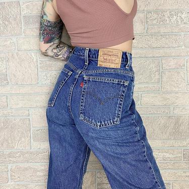 Levi's 550 Vintage Jeans / Size 29 by NoteworthyGarments