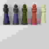 """Con"" Soy Wax Candle, Choose Color"