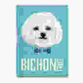 Bichon Frise Tea Towel