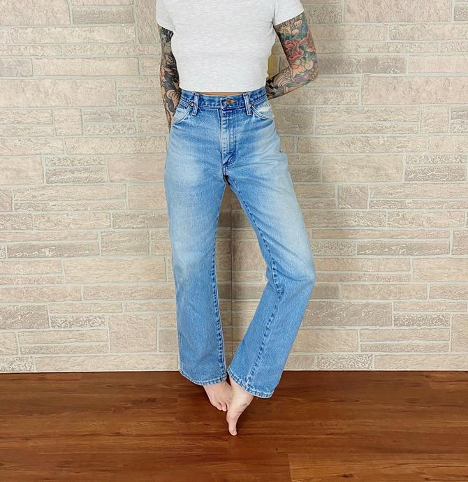 Wrangler Vintage Western Jeans / Size 30 by NoteworthyGarments