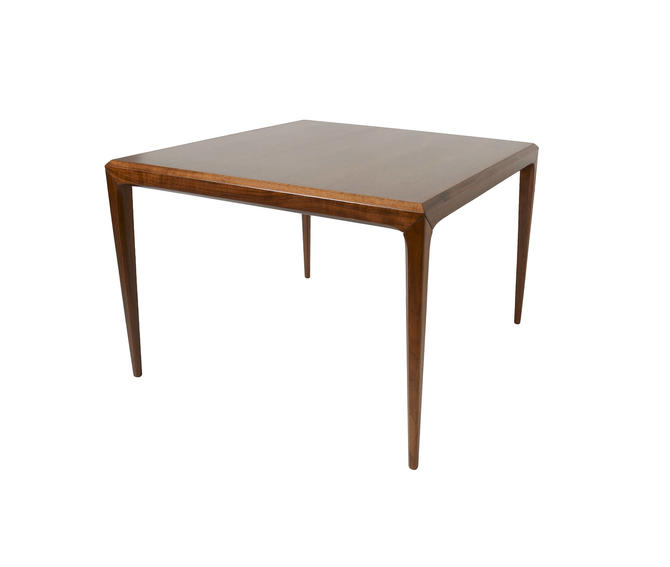 Walnut Coffee Table Johannes Andersen CFC Silkeborg Danish Modern by HearthsideHome