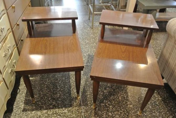 Step end tables. $30/each