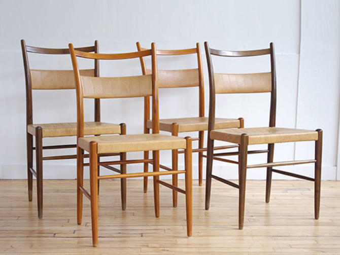 Set of Yngve Ekstrom Side Chairs