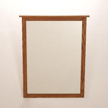 Mission Arts & Crafts Stickley style Mirror by DaleMartinFurniture