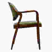 Mid Century Modern Accent Arm Chair by Knoll