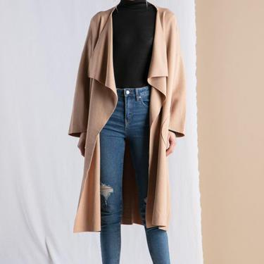 Harper Soft oversize midi sweater cardigan coat by HeyJanuary