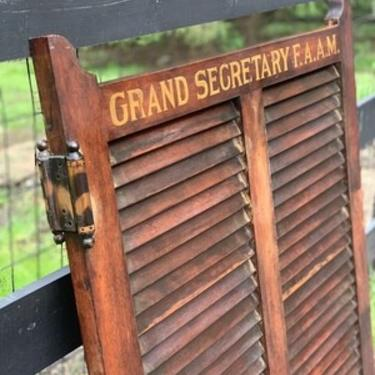 Vintage Door, Wooden Gate, Vintage Shutter