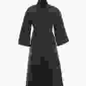Celine Navy Cotton Dress