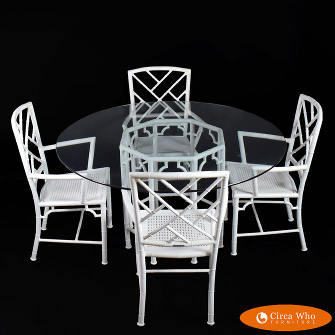 Meadowcraft Outdoor dining Set