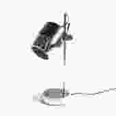 Black and Chrome Mod Lamp