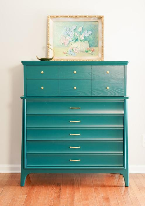 Huntley Lacquered Chest