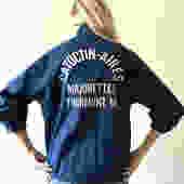 Vintage Majorettes Club Jacket by SpeakVintageDC