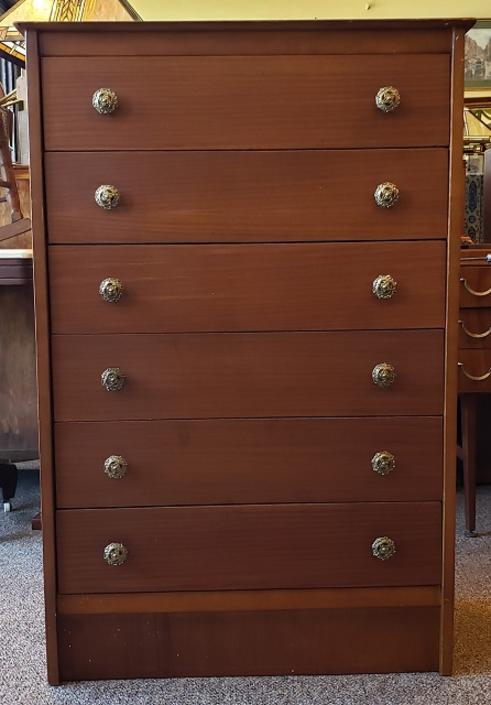 Item #S45 Vintage Chest of Drawers c.1960s