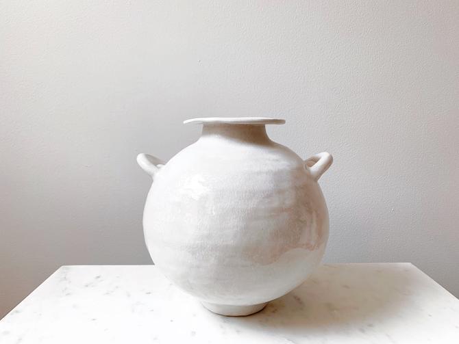 Pomelo Vase // handmade porcelain ceramic vase by mammothandminnow