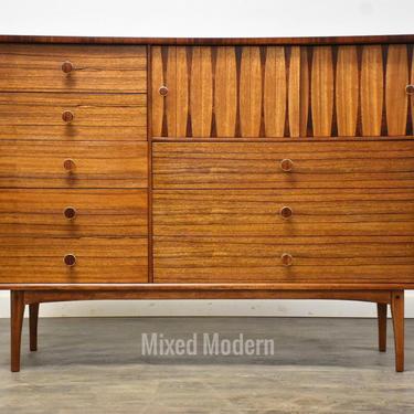 Lane MCM Large Armoire Dresser by mixedmodern1