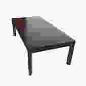Rosewood Cocktail Table Vejle Stole Coffee Table Danish Modern Henning Kjaernulf by HearthsideHome