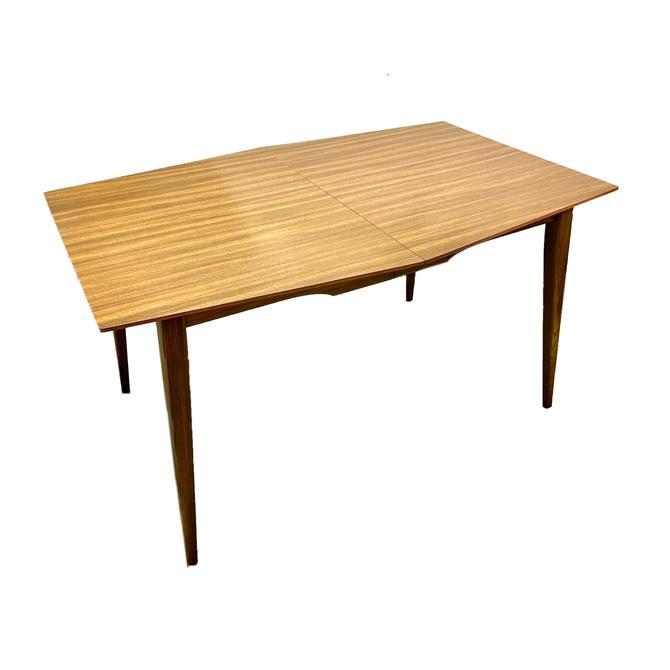 Hexagonal Dining Table - Mid Century