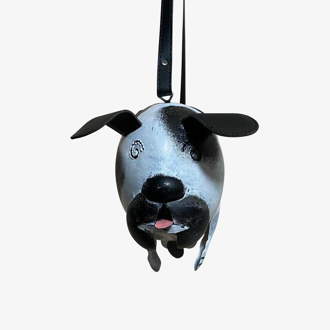 * Novelty Metal Dog Purse WEIGHT