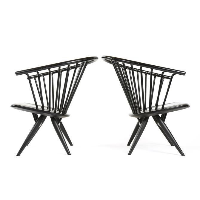 Pair of Crinolette Chairs