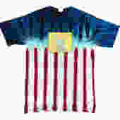 sPACYcLOUd Tie Dye Bernie Elephant T-Shirt