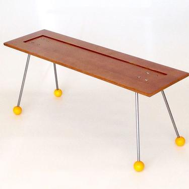 Narrow Coffee Table, available at the Etsy store for $150.00.