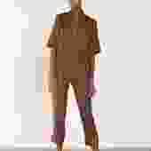 KHELLER TROUSER | clove | size S