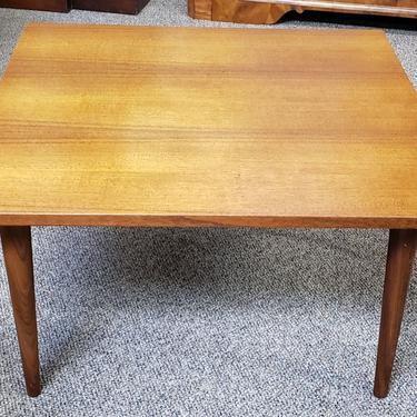 Item #W413 Mid Century Teak Coffee Table c.1960